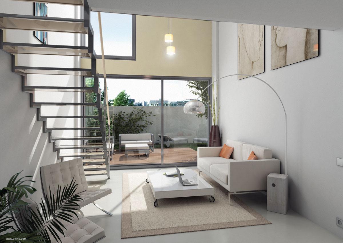 Huidobro martin arquitectos inicio for Oficinas inditex madrid