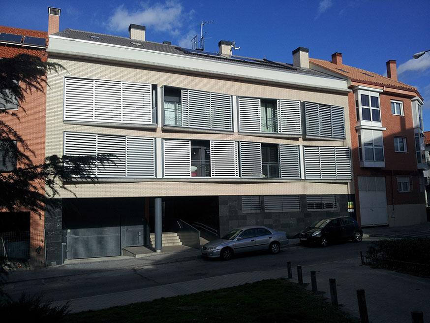 8 viviendas madrid for Bbva sevilla oficinas