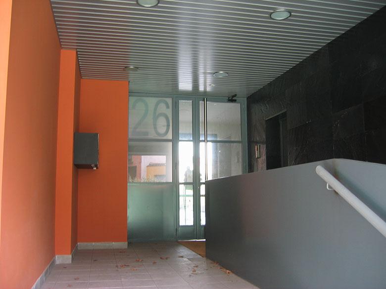 8 viviendas madrid for Oficinas inditex madrid