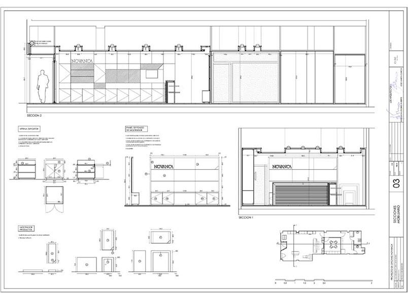 Oficina prototipo novanca for Oficina bbva malaga