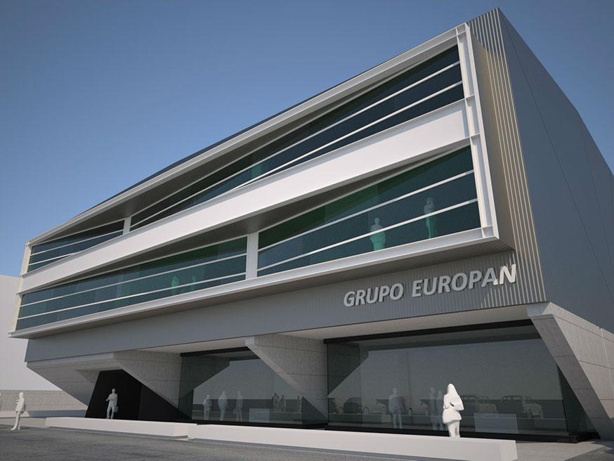 Nave industrial alcorcon for Bbva sevilla oficinas